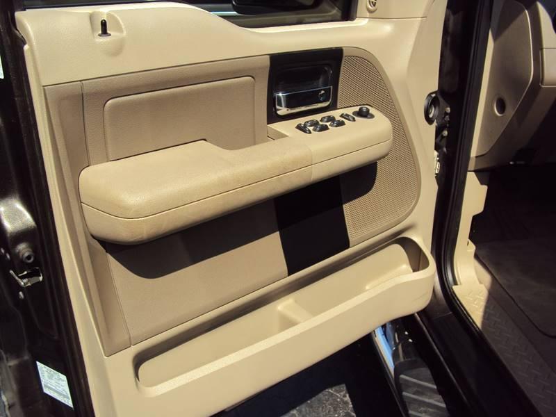 2008 Ford F-150 4x4 XLT 4dr SuperCrew Styleside 6.5 ft. SB - Clinton Twp MI