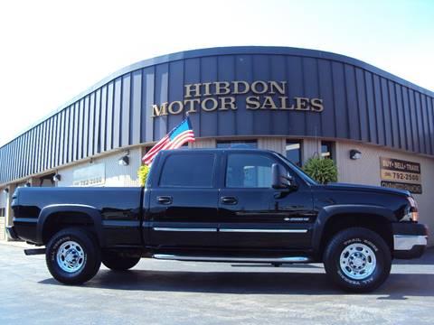 2006 Chevrolet Silverado 2500HD for sale in Clinton Twp, MI