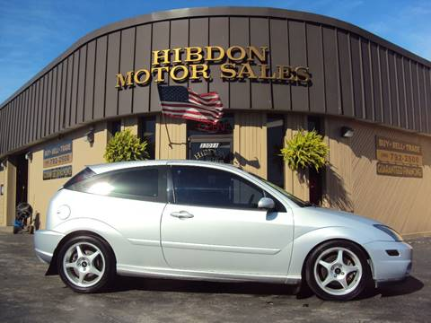 2002 Ford Focus SVT for sale in Clinton Twp, MI