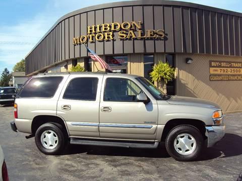 2003 GMC Yukon for sale in Clinton Twp, MI