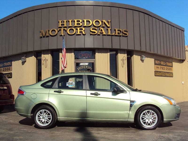 Hibdon Motor Sales - Used Cars - Clinton Twp MI Dealer