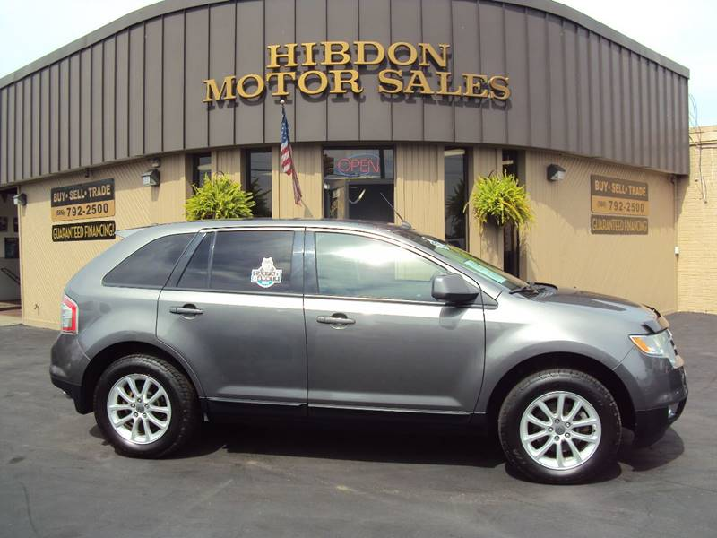Ford Edge For Sale At Hibdon Motor Sales In Clinton Twp Mi
