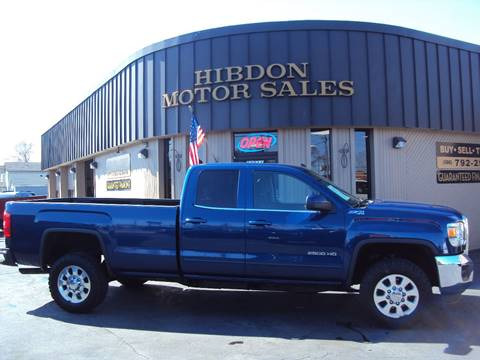 2015 GMC Sierra 2500HD for sale in Clinton Twp, MI