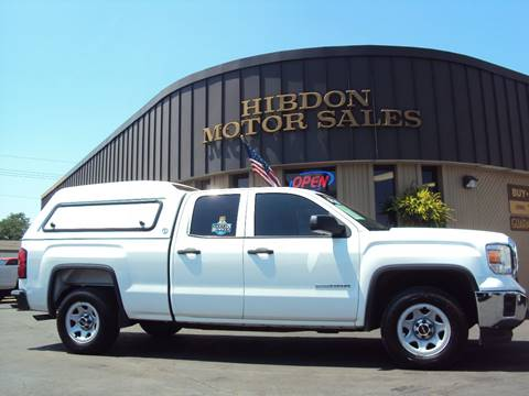 2015 GMC Sierra 1500 for sale in Clinton Twp, MI