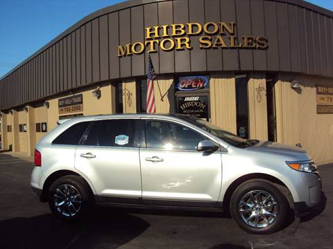 2013 Ford Edge for sale in Clinton Township, MI