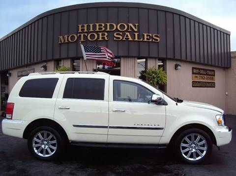 2007 Chrysler Aspen for sale at Hibdon Motor Sales in Clinton Township MI