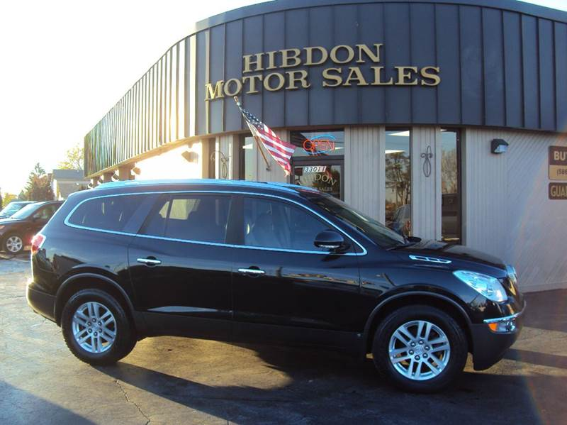 2008 Buick Enclave for sale at Hibdon Motor Sales in Clinton Township MI