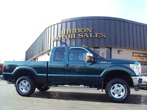2011 Ford F-250 Super Duty for sale at Hibdon Motor Sales in Clinton Township MI