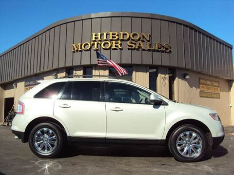 2007 Ford Edge for sale at Hibdon Motor Sales in Clinton Township MI