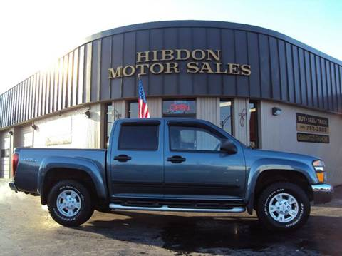 2006 GMC Canyon for sale at Hibdon Motor Sales in Clinton Township MI