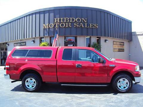 2005 Ford F-150 for sale at Hibdon Motor Sales in Clinton Township MI