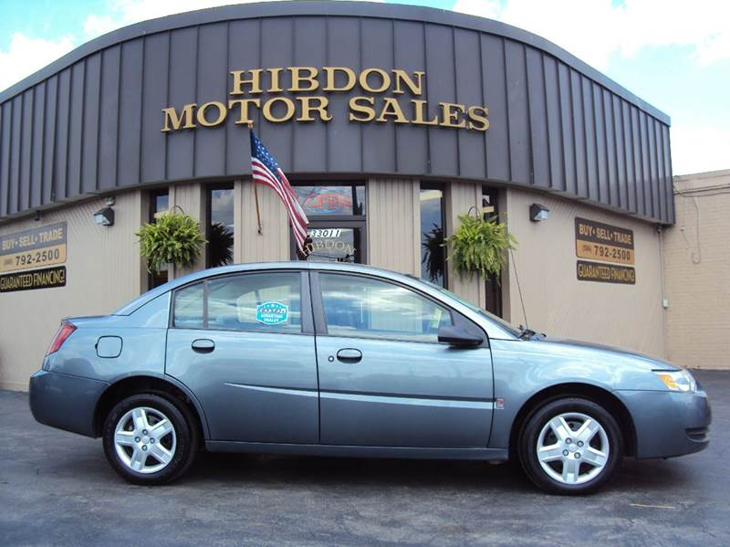 2006 Saturn Ion for sale at Hibdon Motor Sales in Clinton Township MI