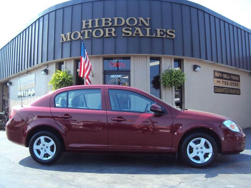 2008 Chevrolet Cobalt for sale at Hibdon Motor Sales in Clinton Township MI