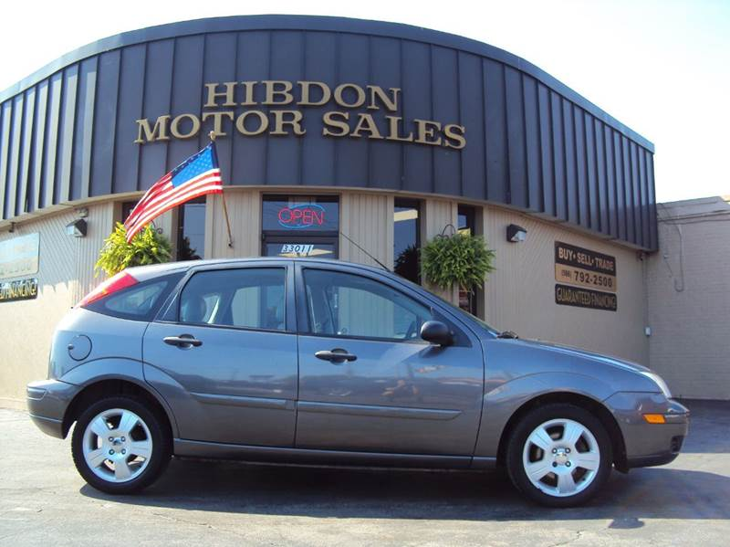 2007 Ford Focus for sale at Hibdon Motor Sales in Clinton Township MI