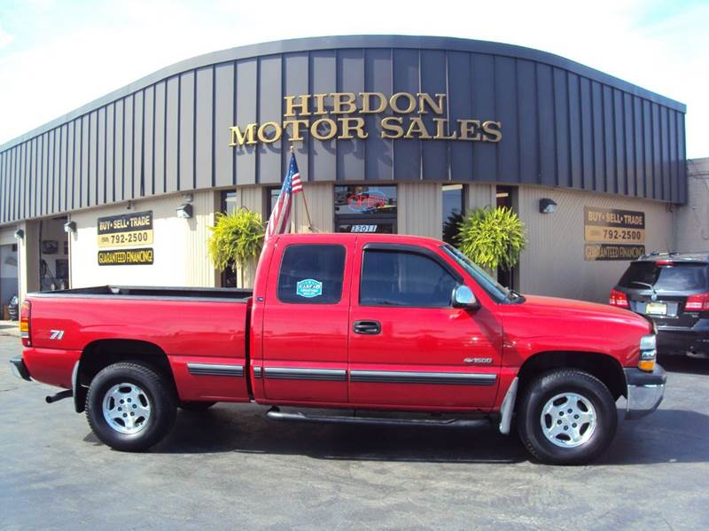 Beautiful 1999 Chevrolet Silverado 1500 For Sale At Hibdon Motor Sales In Clinton Twp  MI