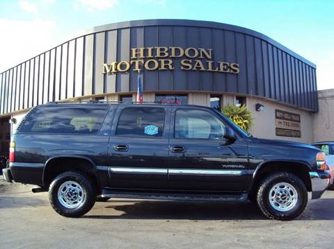 2006 GMC Yukon XL for sale at Hibdon Motor Sales in Clinton Township MI
