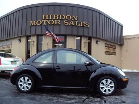 2008 Volkswagen New Beetle for sale in Clinton Twp, MI