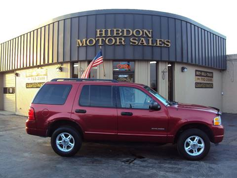 2004 Ford Explorer for sale in Clinton Twp, MI