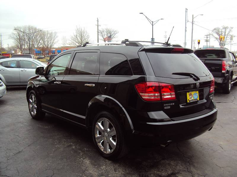 2010 Dodge Journey AWD R/T 4dr SUV - Clinton Twp MI