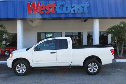 2014 Nissan Titan for sale in Pinellas Park, FL