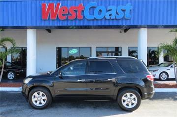 2008 Saturn Outlook for sale in Pinellas Park, FL