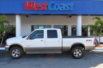 2004 Ford F-250 Super Duty for sale in Pinellas Park, FL