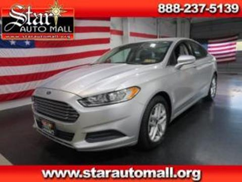 2013 Ford Fusion for sale in Bethlehem, PA