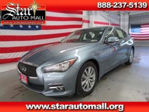 2014 Infiniti Q50 for sale in Bethlehem, PA