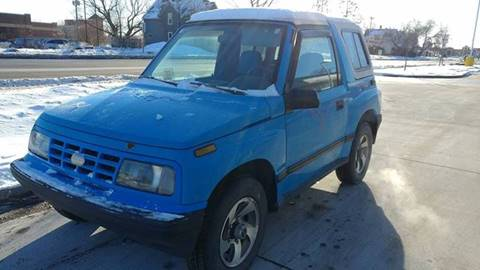 1992 GEO Tracker for sale in Duluth, MN
