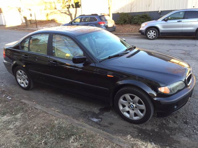 2002 BMW 3 Series for sale at UNION AUTO SALES in Vauxhall NJ