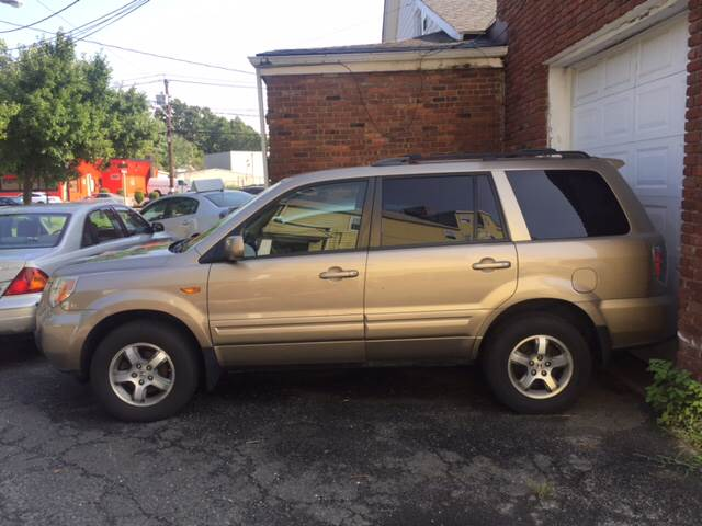 2007 Honda Pilot For Sale At UNION AUTO SALES In Vauxhall NJ