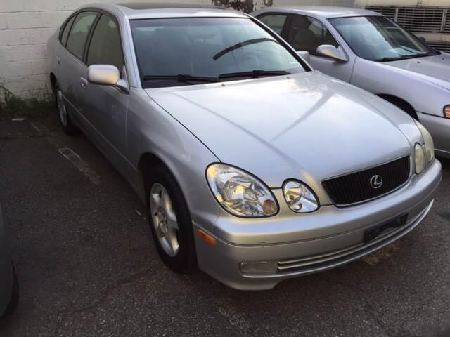 1999 Lexus GS 300 For Sale At UNION AUTO SALES In Vauxhall NJ