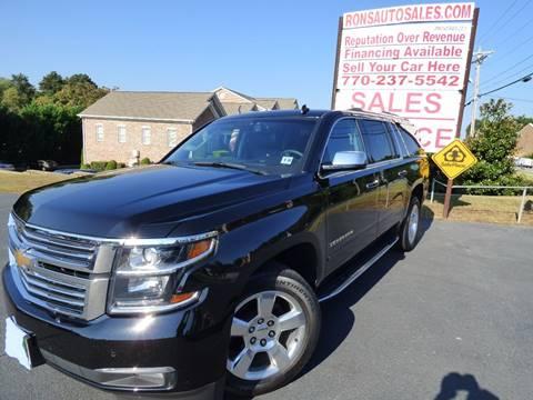 2015 Chevrolet Suburban for sale in Lawrenceville GA