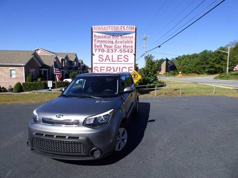 2014 Kia Soul for sale in Lawrenceville, GA