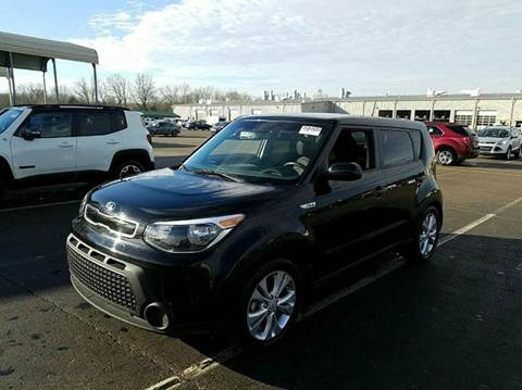 2015 Kia Soul for sale at Rons Auto Sales INC in Lawrenceville GA