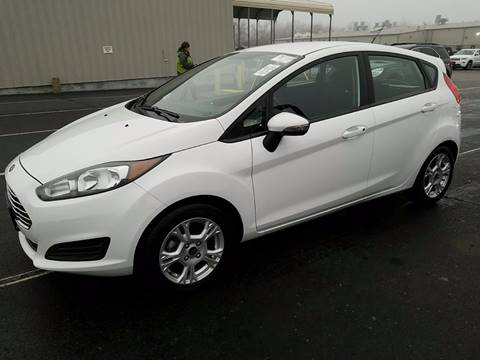 2015 Ford Fiesta for sale at Rons Auto Sales INC in Lawrenceville GA