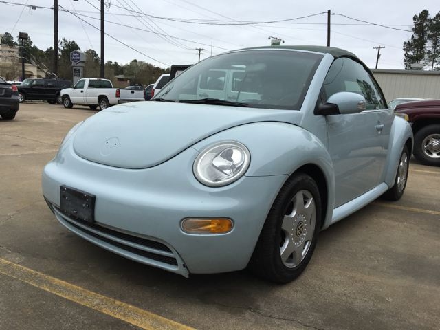2005 Volkswagen New Beetle for sale at Peppard Autoplex in Nacogdoches TX