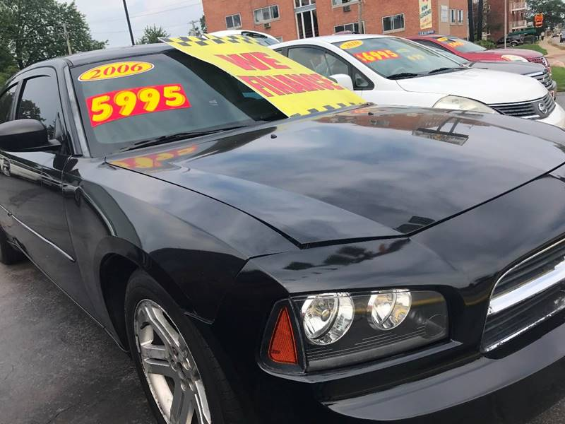 2006 Dodge Charger SE 4dr Sedan - Waukegan IL