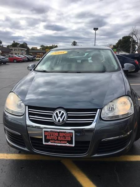 2008 Volkswagen Jetta  - Waukegan IL