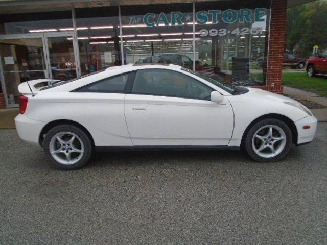 Marvelous 2002 Toyota Celica For Sale At The Car Store In Adel IA