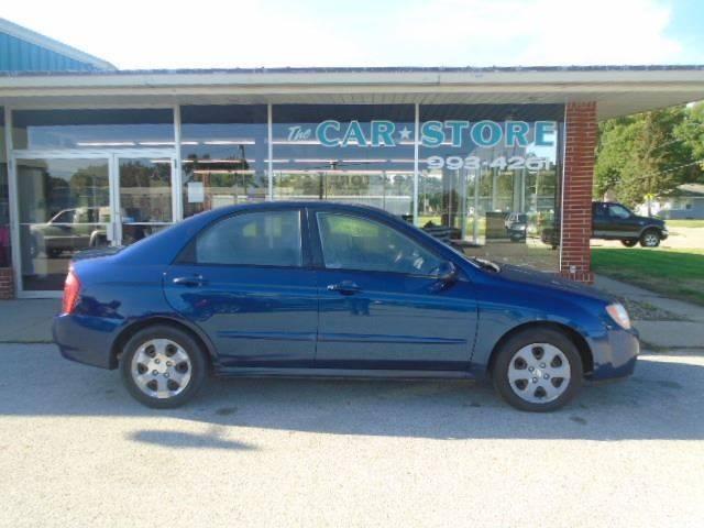 2006 Kia Spectra EX 4dr Sedan W/Automatic   Adel IA