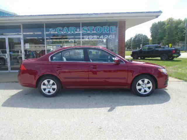 2009 Kia Optima For Sale At The Car Store In Adel IA