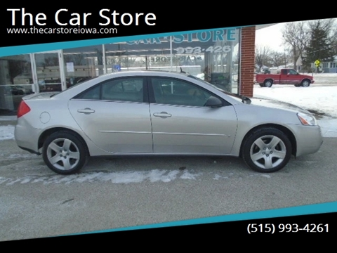 2008 Pontiac G6 for sale in Adel, IA
