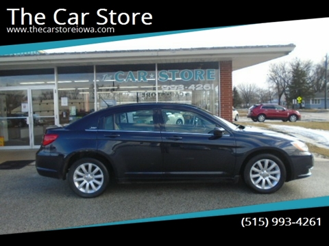 2012 Chrysler 200 for sale in Adel, IA