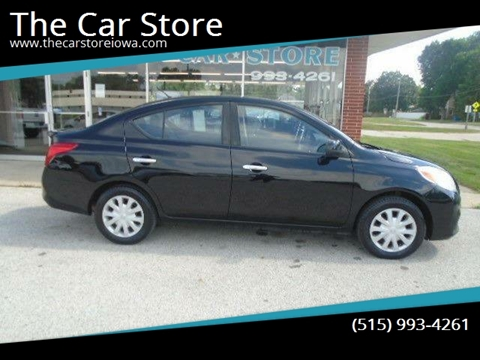 2012 Nissan Versa for sale in Adel, IA
