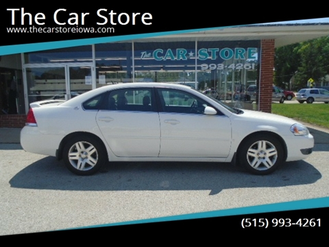 2007 Chevy Impala For Sale >> 2007 Chevrolet Impala For Sale In Adel Ia