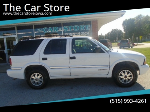 2000 GMC Jimmy for sale in Adel, IA