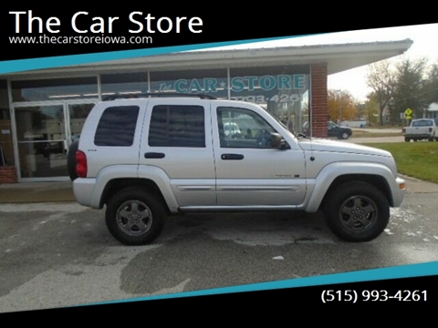 2002 Jeep Liberty for sale in Adel, IA