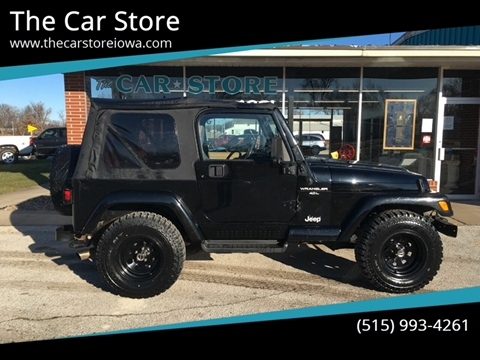 1999 Jeep Wrangler for sale in Adel, IA