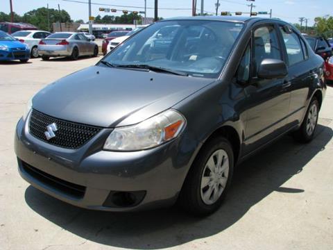 2010 Suzuki SX4 for sale in Irving, TX